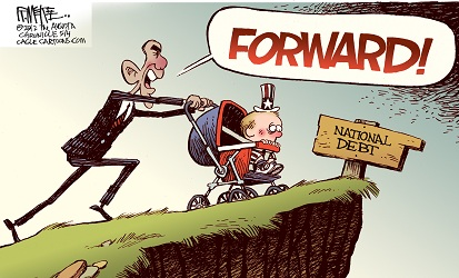Obama-Forward-Natl-Debt